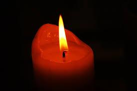 Kerze für Seppi